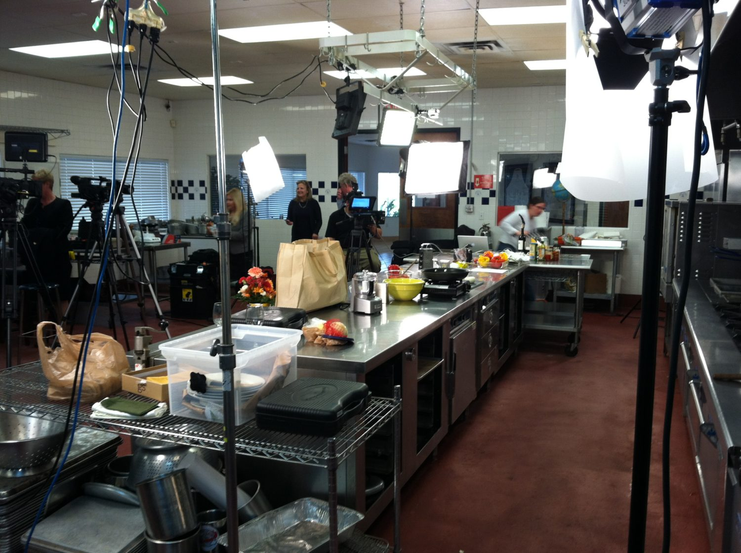 Tallahassee - Cooking Show video production