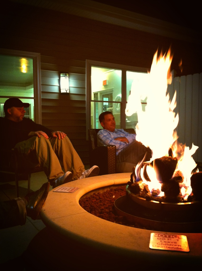 Fireside Pre-production Meetings - 142 Productions