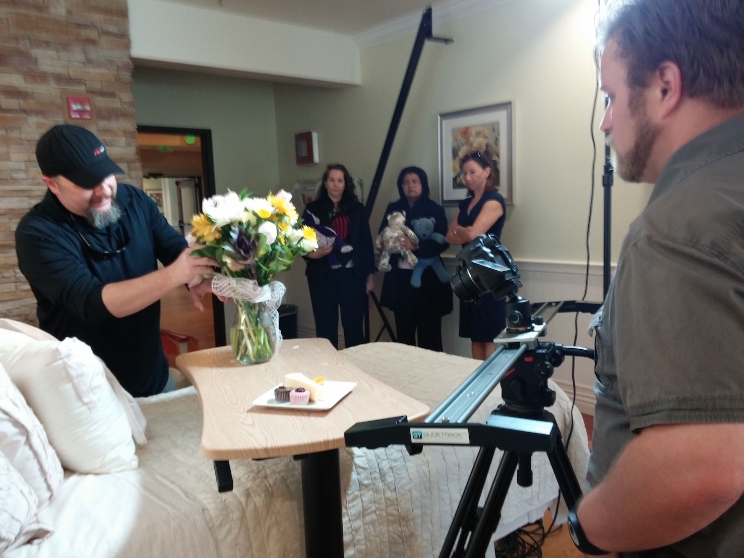 wuesthoff Hospice Care - Corporate Videos 142 Productions