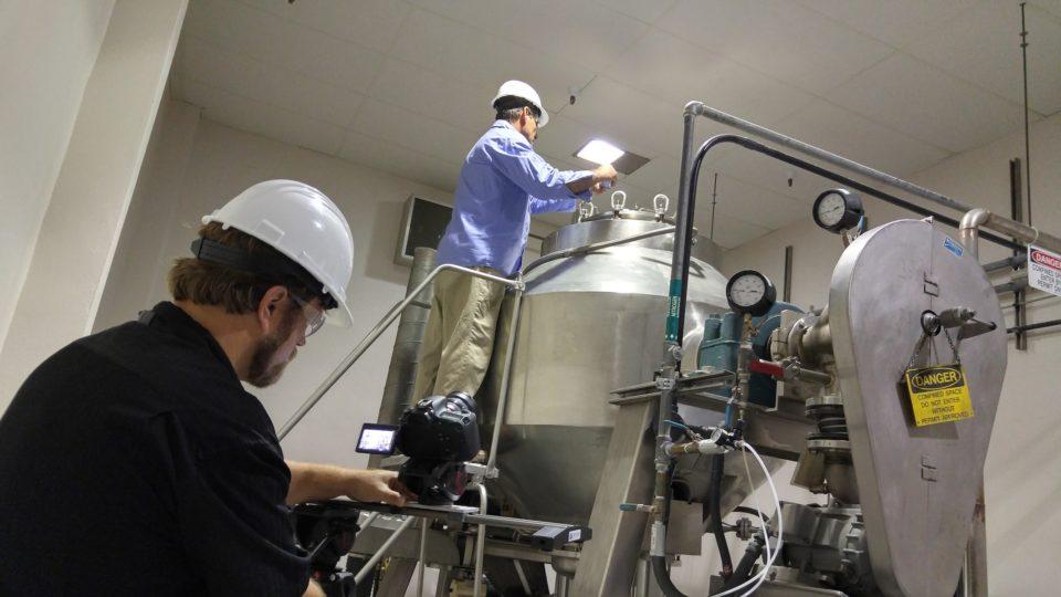 Big tank - Video production palm bay fl