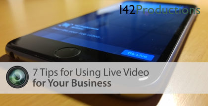 Live Video Tips THUMB - live video for your business