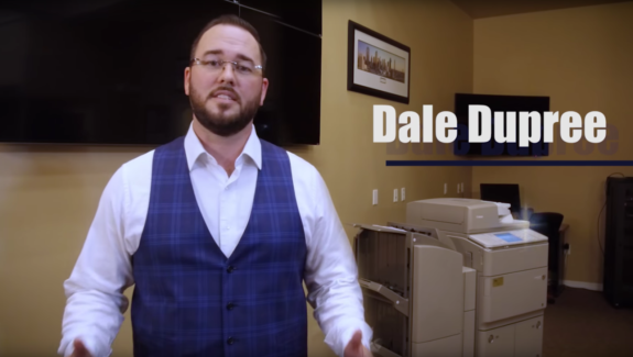 Dale Dupree - The Copier Warrior | 142 Productions Video Production Orlando, FL