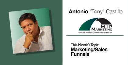 InFocus Marketing Sessions Tony